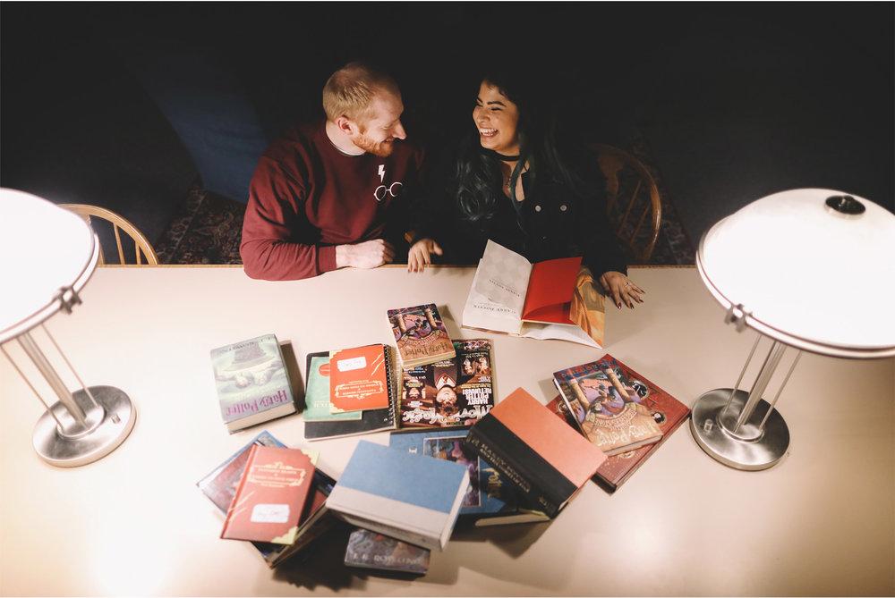 06-Harry-Potter-Themed-Engagement-Session-Minnesota-Wedding-Photography-Andrew-Vick-Books-Library-Elena-and-Doug.jpg