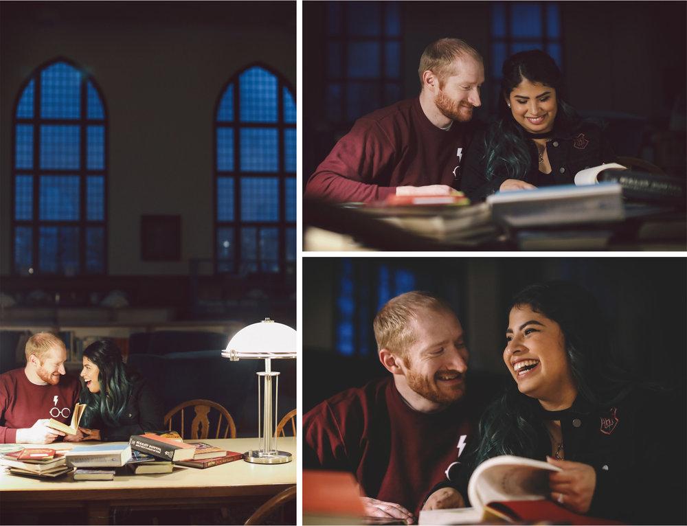 07-Harry-Potter-Themed-Engagement-Session-Minnesota-Wedding-Photography-Andrew-Vick-Books-Library-Elena-and-Doug.jpg