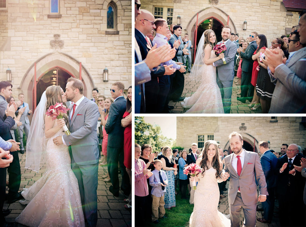 17-Minneapolis-Minnesota-Wedding-Photographer-by-Andrew-Vick-Photography-Summer-Diamond-Lake-Church-Celebration-Excited-Kiss-Flowers-Family-Friends-Bride-Groom-Natalie-and-Andrew.jpg