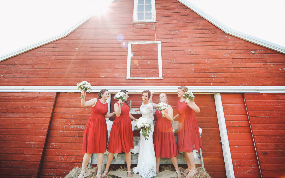 07-South-Haven-Minnesota-Wedding-Photographer-by-Andrew-Vick-Photography-Summer-Tomala-Farm-Bride-Bridemaids-Flowers-Lace-Dress-Vintage-Sunflare-Renee-and-Bobb.jpg