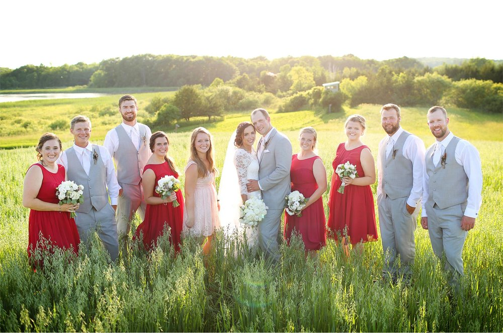 26-South-Haven-Minnesota-Wedding-Photographer-by-Andrew-Vick-Photography-Summer-Tomala-Farm-Field-Bride-Groom-Bridal-Party-Renee-and-Bobb.jpg