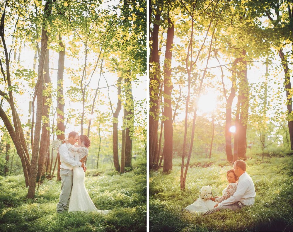 29-South-Haven-Minnesota-Wedding-Photographer-by-Andrew-Vick-Photography-Summer-Tomala-Farm-Bride-Groom-Woods-Hug-Embrace-Forehead-Kiss-Sunflare-Vintage-Renee-and-Bobb.jpg