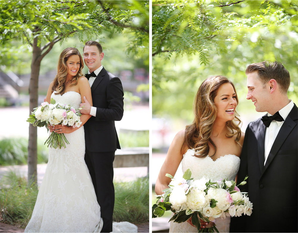 09-Saint-Paul-Minnesota-Wedding-Photographer-by-Andrew-Vick-Photography-Summer-Abulae-First-Meeting-Bride-Groom-Flowers-Dress-Embrace-Molly-and-Dan.jpg