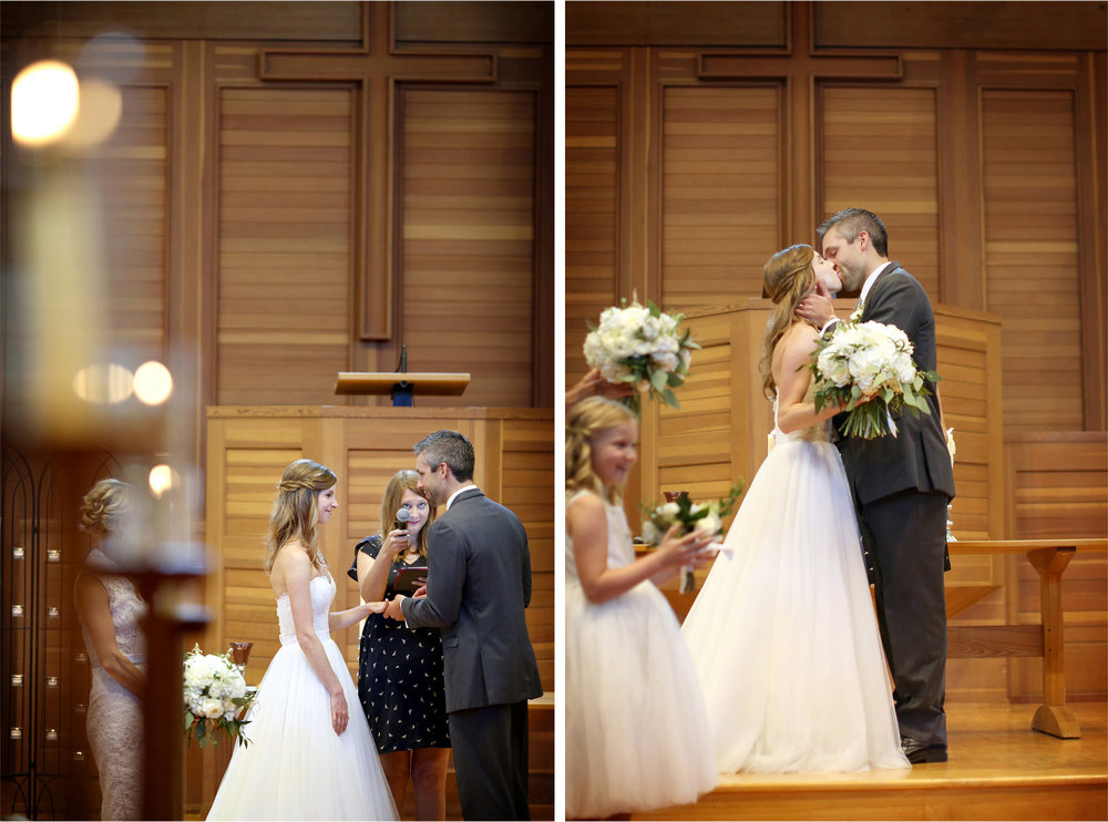 09-Minneapolis-Minnesota-Wedding-Photographer-by-Andrew-Vick-Photography-Summer-Upper-Room-Chuch-Bride-Groom-Vows-Kiss-Katie-and-Travis.jpg