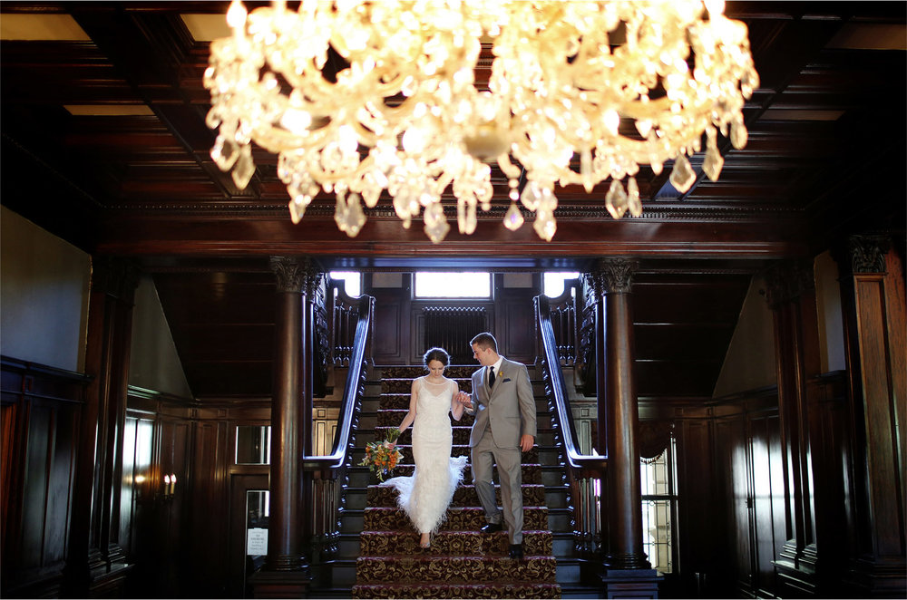 11-Minneapolis-Minnesota-Wedding-Photographer-by-Andrew-Vick-Photography-Summer-Semple-Mansion-Bride-Groom-First-Meeting-Look-Stephanie-and-Robert.jpg