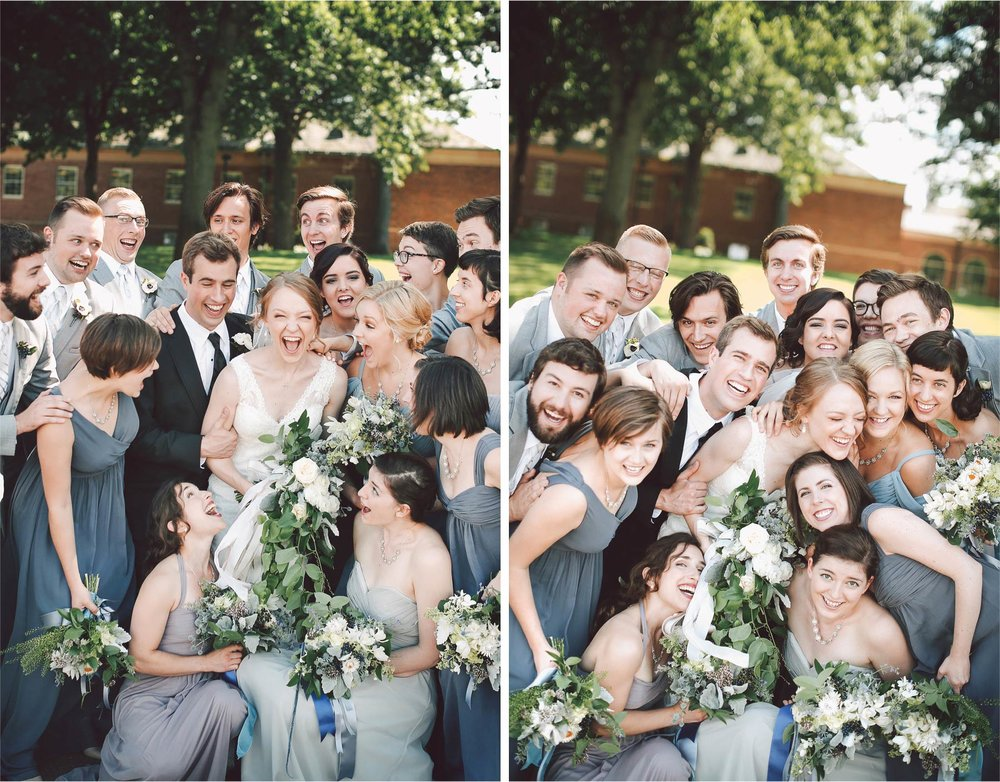 10-Edina-Minnesota-Wedding-Photographer-by-Andrew-Vick-Photography-Summer-Our-Lady-of-Grace-Catholic-Parish-Church-Bride-Groom-Laughter-Bridal-Party-Groomsmen-Bridesmaids-Vintage-Betsy-and-Jon.jpg