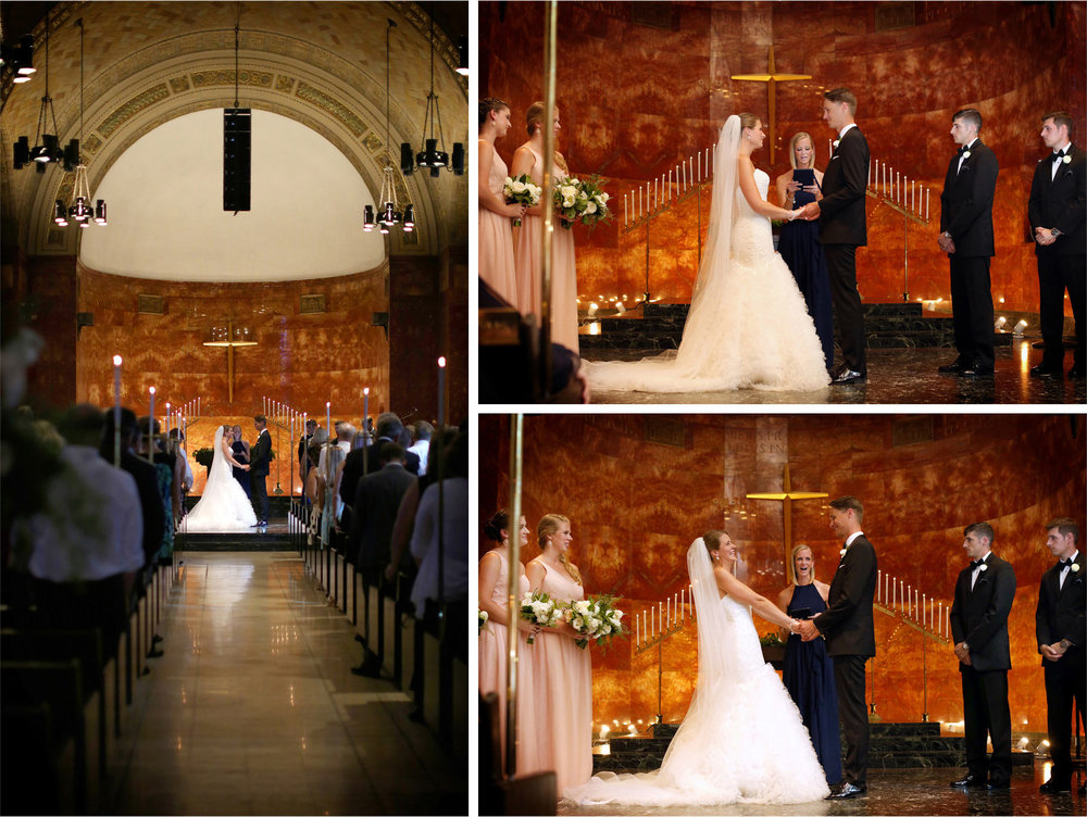 10-Saint-Paul-Minnesota-Wedding-Photographer-by-Andrew-Vick-Photography-Summer-Nazareth-Chapel-University-of-Nowthwestern-Bride-Groom-Ceremony-Vows-Laughter-Hallie-and-Ted.jpg