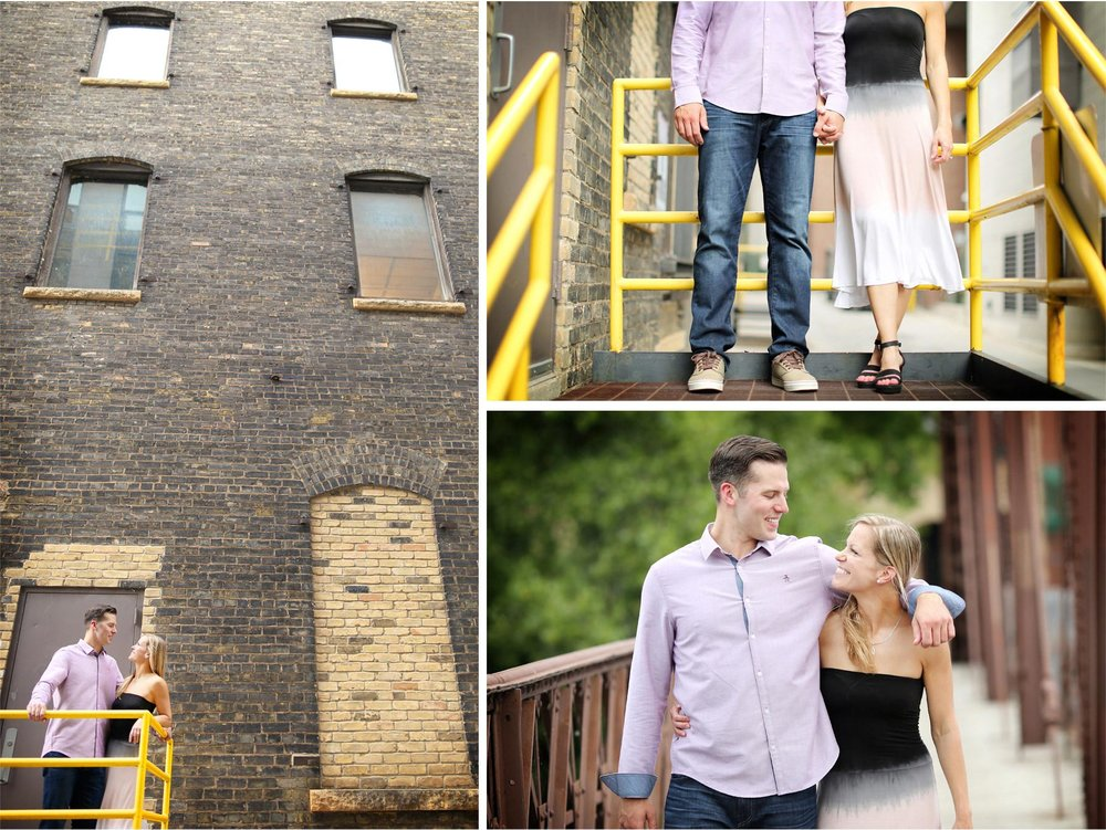 05-Minneapolis-Minnesota-Engagement-Photographer-by-Andrew-Vick-Photography-Summer-Alley-Bridge-Saint-Anthony-Main-Tina-and-Kevin.jpg
