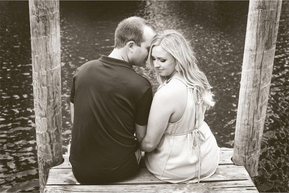 04-Wayzata-Minnesota-Engagement-Photographer-by-Andrew-Vick-Photography-Summer-Lake-Minnetonka-Embrace-Sepia-Ashley-&-Kasey.jpg
