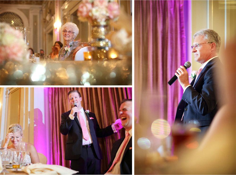 21-Duluth-Minnesota-Wedding-Photographer-by-Andrew-Vick-Photography-Summer-Greysolon-Ballroom-Reception-Bride-Groom-Grandmother-Father-Parents-Groomsmen-Speeches-Toasts-Lindsey-and-Adam.jpg