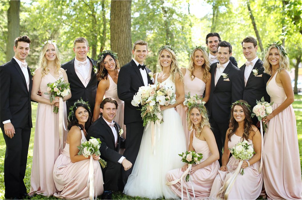09-Minneapolis-Minnesota-Wedding-Photographer-by-Andrew-Vick-Photography-Summer-Calhoun-Beach-Club-Bride-Groom-Bridesmaids-Groomsmen-Bridal-Party-Flowers-Crown-Lexie-and-James.jpg