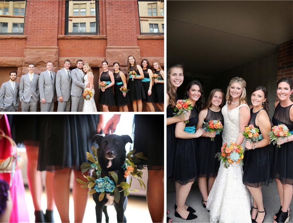 08-Duluth-Minnesota-Wedding-Photographer-by-Andrew-Vick-Photography-Summer-Bride-Groom-Bridal-Party-Bridesmaids-Groomsmen-Flowers-Greysolon-Ballroom-Ceremony-Dog-Katie-and-Andrew.jpg