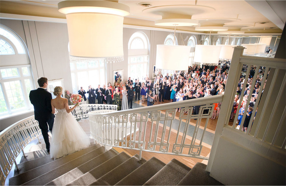 23-Minneapolis-Minnesota-Wedding-Photographer-by-Andrew-Vick-Photography-Summer--Calhoun-Beach-Club-Reception-Bride-Groom-Grand-March-Guests-Michelle-and-Kevin.jpg