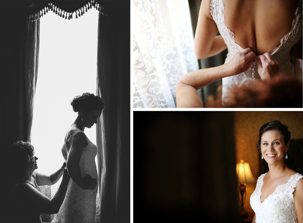 02-Minneapolis-Minnesota-Wedding-Photographer-by-Andrew-Vick-Photography-Summer-Renaissance-Depot-Getting-Ready-Bride-Mother-Parents-Dress-Black-and-White-Ashley-and-Eric.jpg