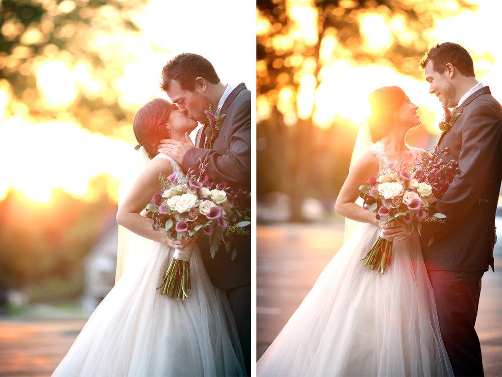 15-Bowling-Green-Kentucky-Wedding-Photographer-by-Andrew-Vick-Photography-Destination-Summer-Bride-Groom-Kiss-Sunset-Katie-and-Jon.jpg