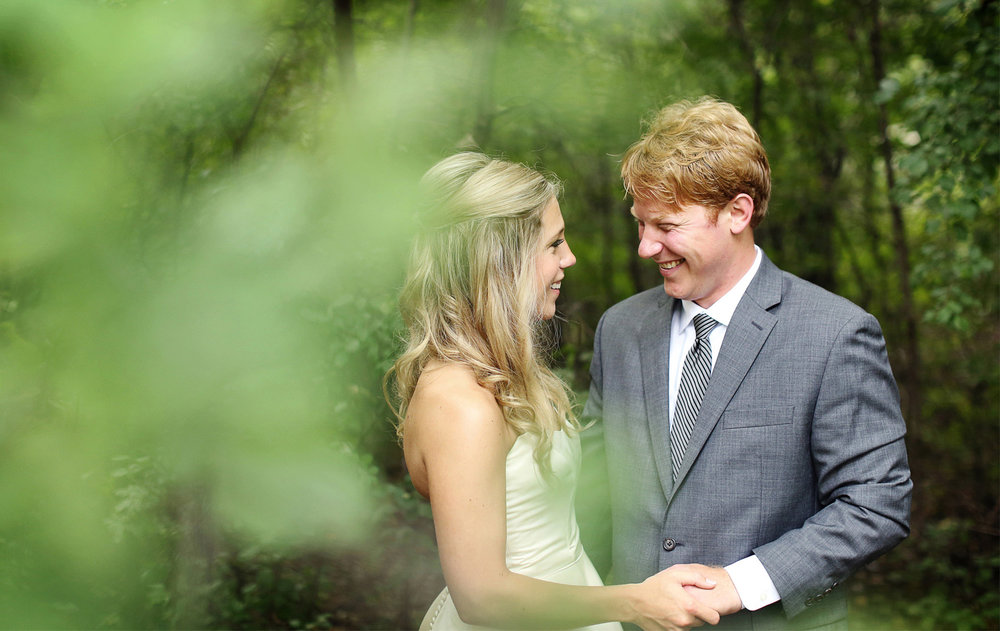 06-Minneapolis-Minnesota-Wedding-Photographer-by-Andrew-Vick-Photography-Fall-Autumn-Parents-House-First-Meeting-Look-Backyard-Bride-Groom-Krissy-and-James.jpg