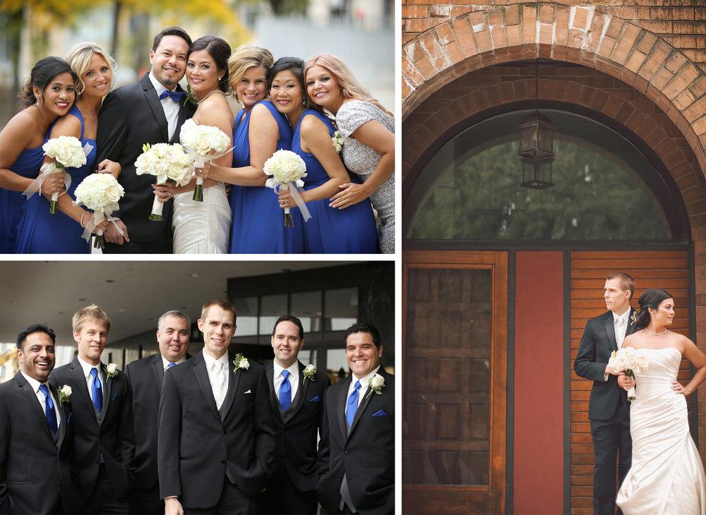 11-Minneapolis-Minnesota-Wedding-Photographer-by-Andrew-Vick-Photography-Fall-Autumn-Millennium-Hotel-Bride-Groom-Bridal-Party-Bridesmaids-Groomsmen-Vintage-Amanda-and-Cary.jpg