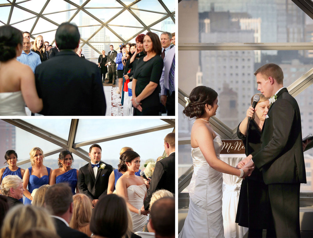 14-Minneapolis-Minnesota-Wedding-Photographer-by-Andrew-Vick-Photography-Fall-Autumn-Millennium-Hotel-Bride-Groom-Father-Parents-Processional-Vows-Amanda-and-Cary.jpg