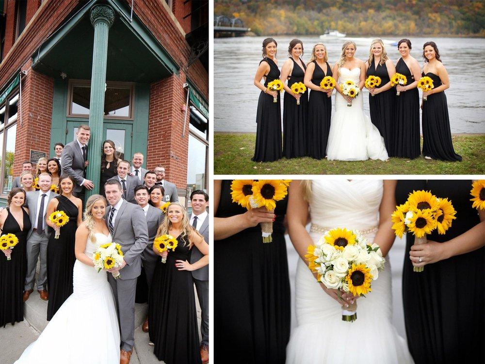 09-Stillwater-Minnesota-Wedding-Photographer-by-Andrew-Vick-Photography-Fall-Autumn-Lift-Bridge-Saint-Croix-River-Bride-Groom-Bridal-Party-Bridesmaids-Groomsmen-Sunflowers-Roses-Flowers-Micaela-and-Derek.jpg