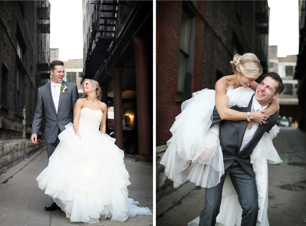23-Milwaukee-Wisconsin-Wedding-Photographer-by-Andrew-Vick-Photography-Fall-Autumn-Destination-Bride-Groom-Downtown-Laughter-Embrace-Piggyback-Ride-Tina-and-Kevin.jpg
