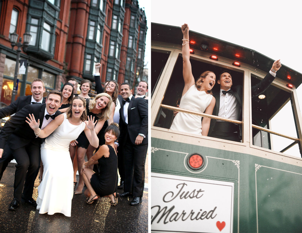 17-Saint-Paul-Minnesota-Wedding-Photographer-by-Andrew-Vick-Photography-Fall-Autumn-Bride-Groom-Bridal-Party-Groomsmen-Bridesmaids-Rain-Trolley-Vintage-Kathryn-and-Sam.jpg
