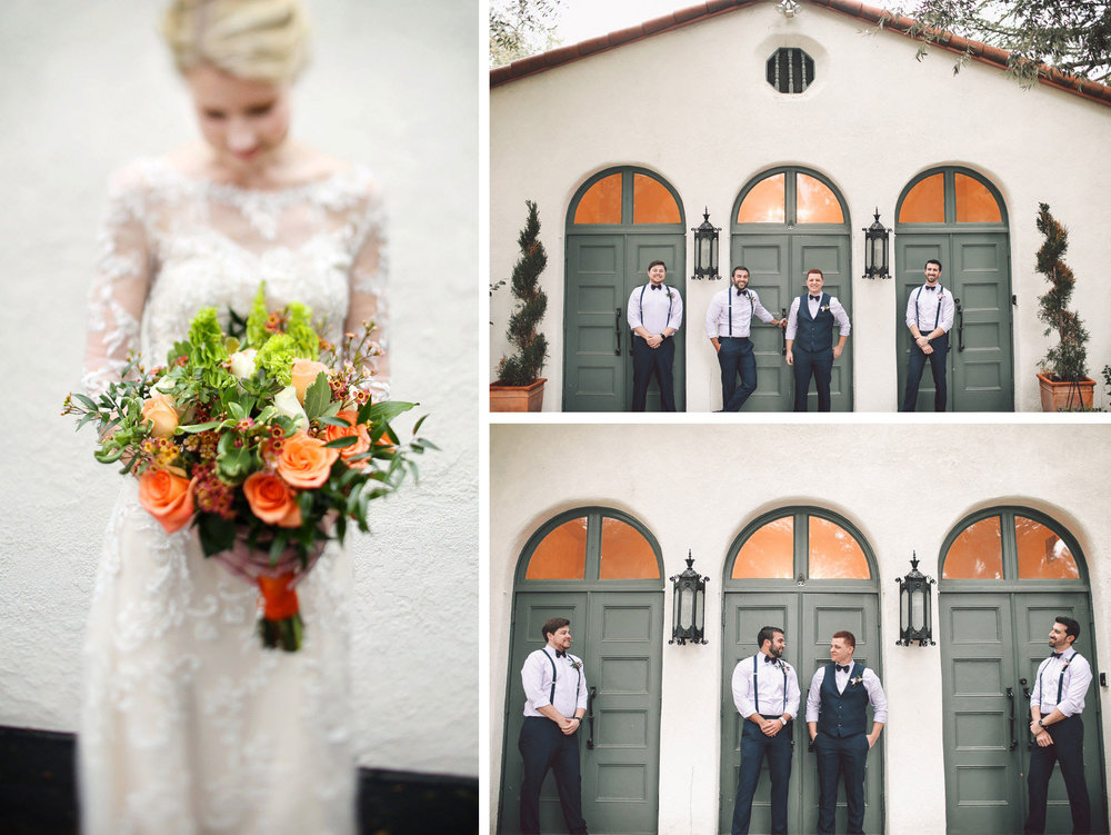 03-La-Canada-Flintridge-California-Wedding-Photographer-by-Andrew-Vick-Photography-Fall-Autumn-Destination-Getting-Ready-Bride-Flowers-Tilt-Shift-Groom-Groomsmen-Vintage-Fawn-and-Jay.jpg