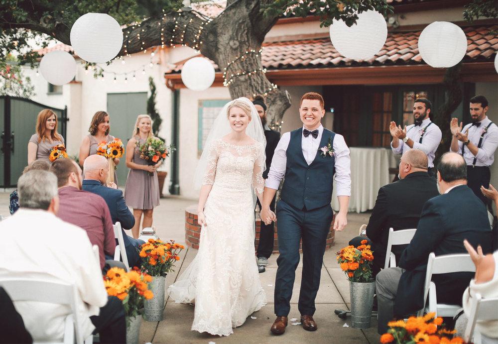 09-La-Canada-Flintridge-California-Wedding-Photographer-by-Andrew-Vick-Photography-Fall-Autumn-Destination-Ceremony-Bride-Groom-Recessional-Vintage-Fawn-and-Jay.jpg