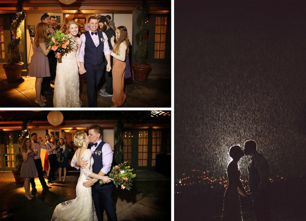 18-La-Canada-Flintridge-California-Wedding-Photographer-by-Andrew-Vick-Photography-Fall-Autumn-Destination-Reception-Bride-Groom-Night-Kiss-Rain-Fawn-and-Jay.jpg