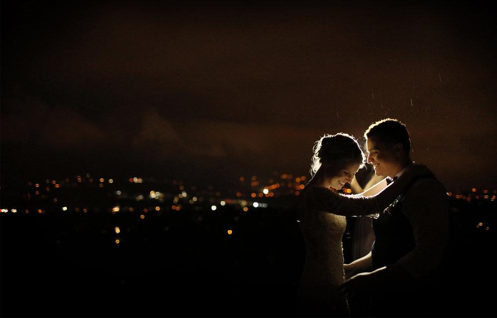 20-La-Canada-Flintridge-California-Wedding-Photographer-by-Andrew-Vick-Photography-Fall-Autumn-Destination-Reception-Bride-Groom-Laughter-Night-Rain-Fawn-and-Jay.jpg