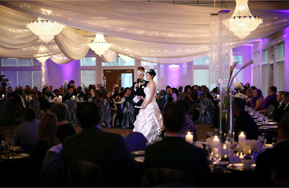 22-Eden-Prairie-Minnesota-Wedding-Photographer-by-Andrew-Vick-Photography-Fall-Autumn-Bearpath-Golf-Country-Club-Reception-Bride-Groom-Crown-Tiara-King-Queen-Speeches-Brittany-and-Ryan.jpg