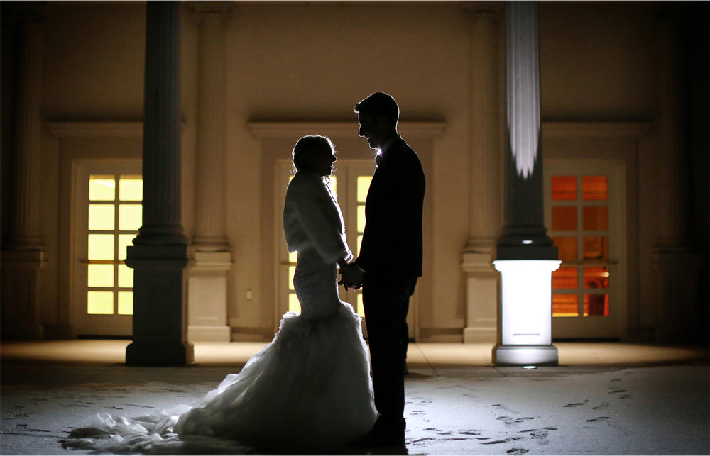 24-Somerset-New-Jersey-Wedding-Photographer-by-Andrew-Vick-Photography-Winter-Palace-At-Somerset-Park-Reception-Bride-Groom-Silhouette-Night-Alexia-and-Justin.jpg