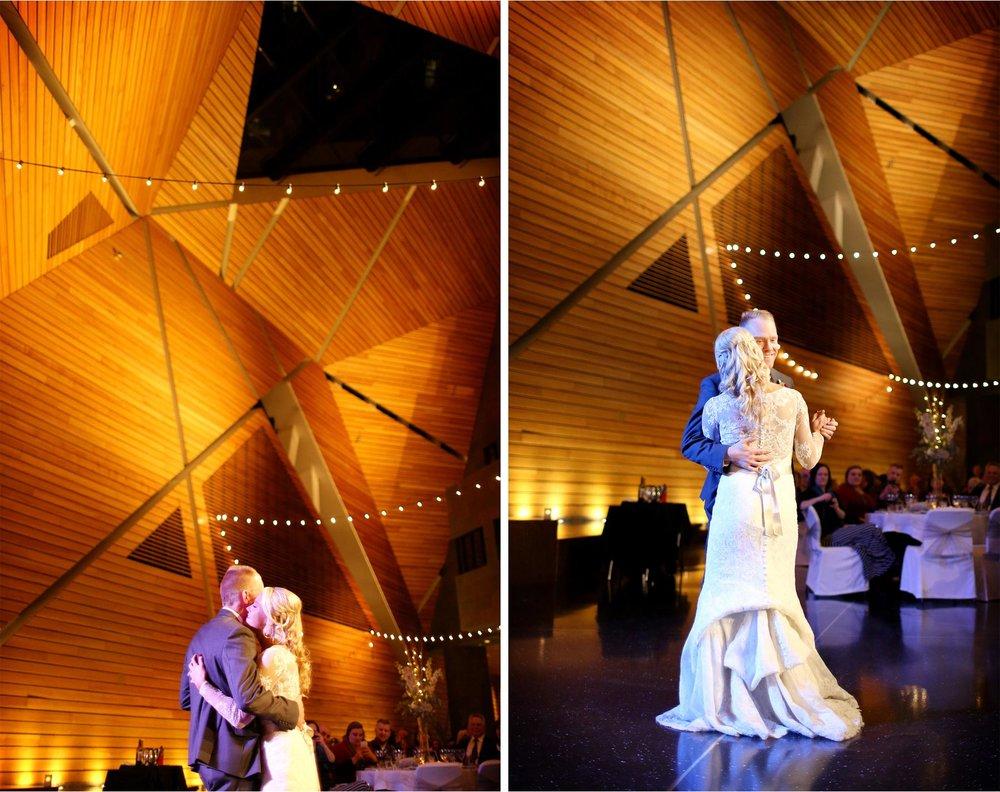 18-Minneapolis-Minnesota-Wedding-Photographer-by-Andrew-Vick-Photography-Winter-McNamara-Alumni-Center-Bride-Groom-Dance-Brittany-and-Joseph.jpg