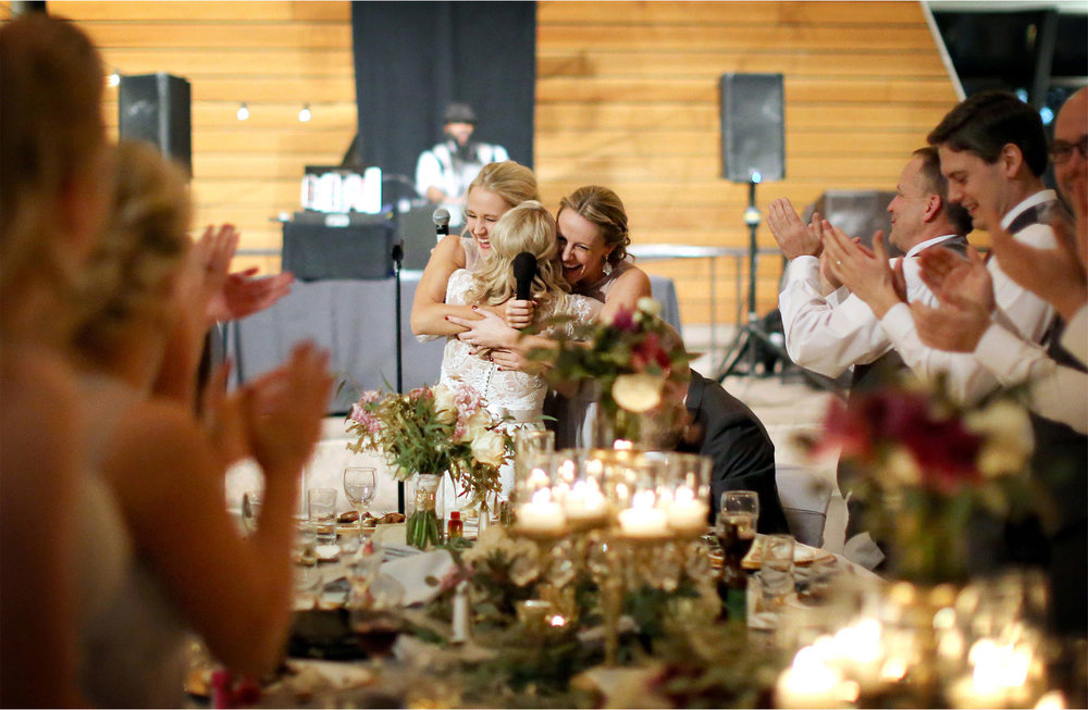 20-Minneapolis-Minnesota-Wedding-Photographer-by-Andrew-Vick-Photography-Winter-McNamara-Alumni-Center-Bride-Bridesmaids-Speeches-Brittany-and-Joseph.jpg
