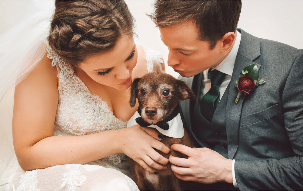 14-Chicago-Illinois-Wedding-Photographer-by-Andrew-Vick-Photography-Winter-Stan-Mansion-Bride-Groom-Dog-Bowtie-Vintage-Colleen-and-Mike.jpg