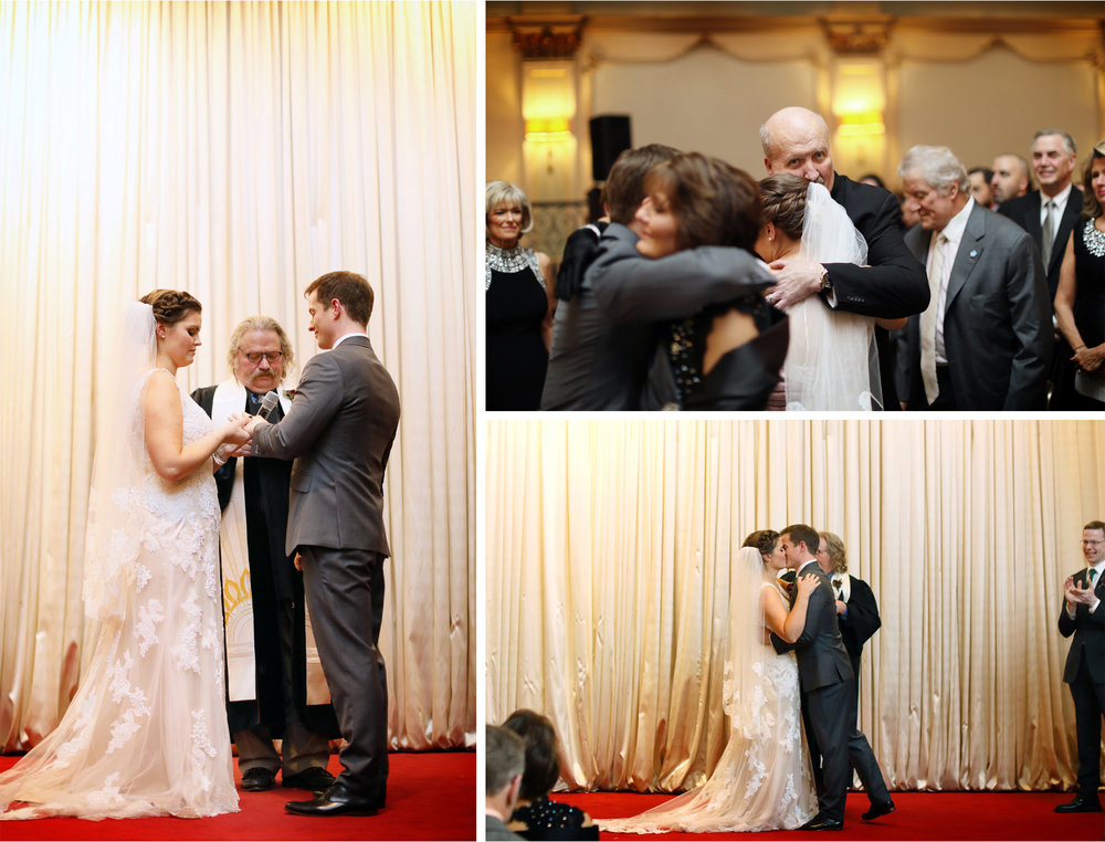 17-Chicago-Illinois-Wedding-Photographer-by-Andrew-Vick-Photography-Winter-Stan-Mansion-Ceremony-Bride-Groom-Rings-Vows-Kiss-Father-Mother-Parents-Colleen-and-Mike.jpg