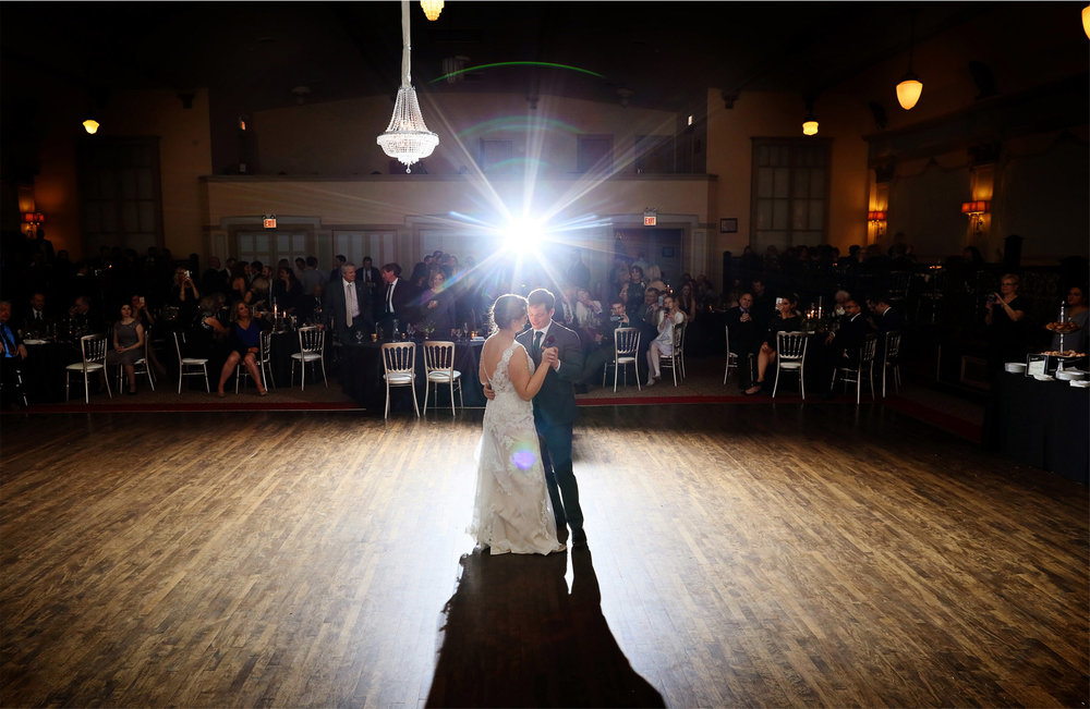 23-Chicago-Illinois-Wedding-Photographer-by-Andrew-Vick-Photography-Winter-Stan-Mansion-Reception-Bride-Groom-Dance-Colleen-and-Mike.jpg