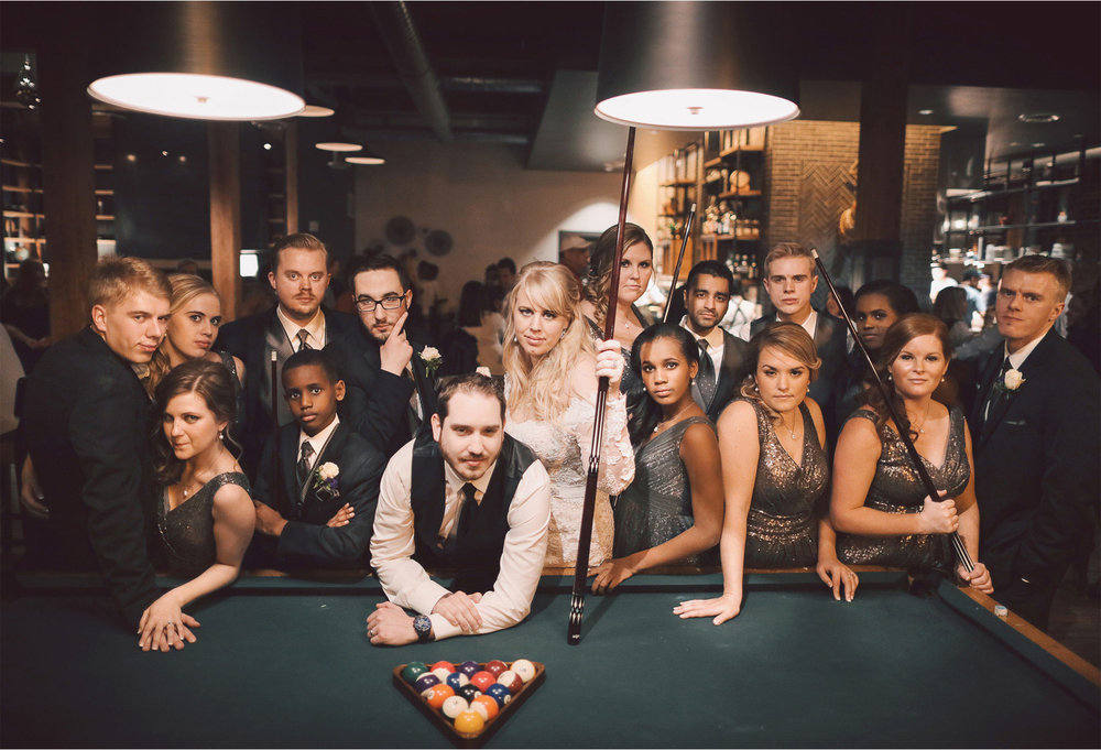 18-Minneapolis-Minnesota-Wedding-Photographer-by-Andrew-Vick-Photography-Winter-Hewing-Hotel-Bride-Groom-Bridal-Party-Bridesmaids-Groomsmen-Pool-Billards-Jennifer-and-Phillip.jpg