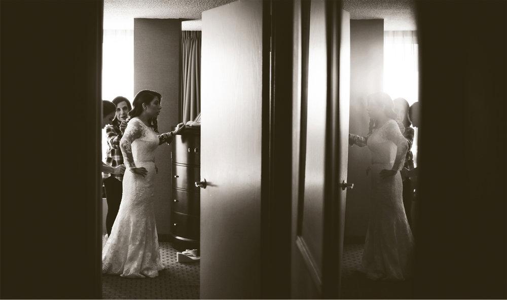 01-Minneapolis-Minnesota-Wedding-Photographer-by-Andrew-Vick-Photography-Winter-Millennium-Hotel-Getting-Ready-Bride-Mother-Parents-Bridesmaids-Dress-Sepia-Amy-and-Jordan.jpg