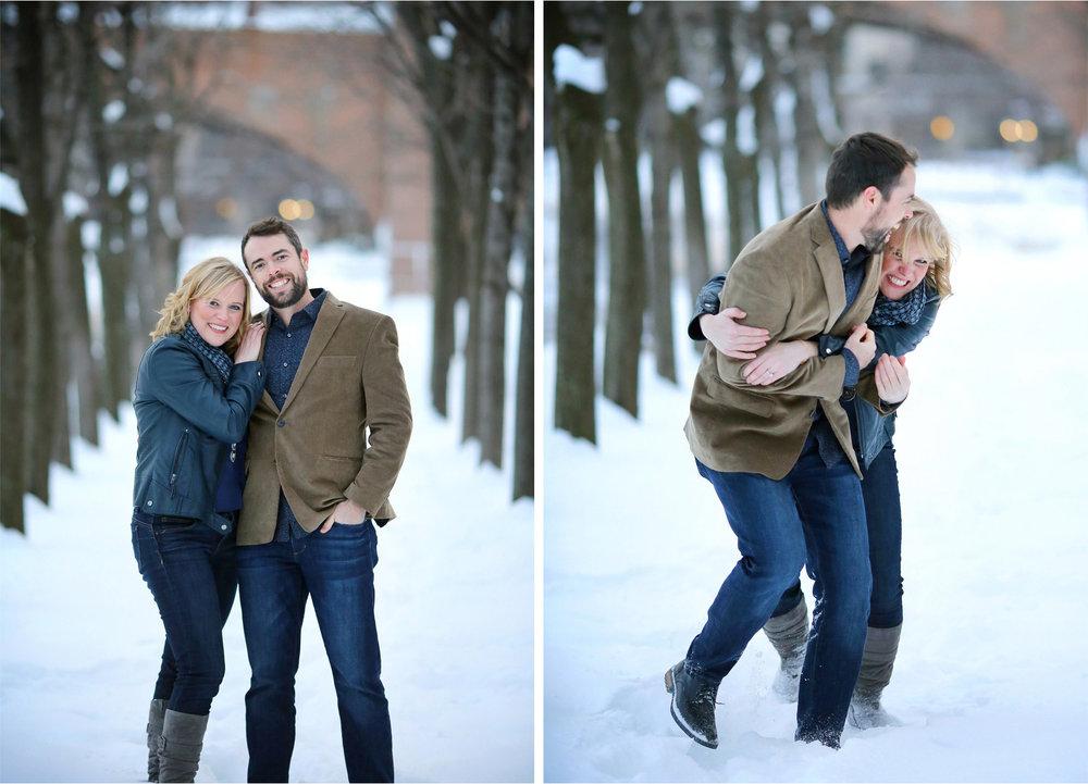 05-Edina-Minnesota-Wedding-Photographer-by-Andrew-Vick-Photography-Winter-Engagement-Bride-Groom-Snow-Embrace-Heather-and-Rob.jpg