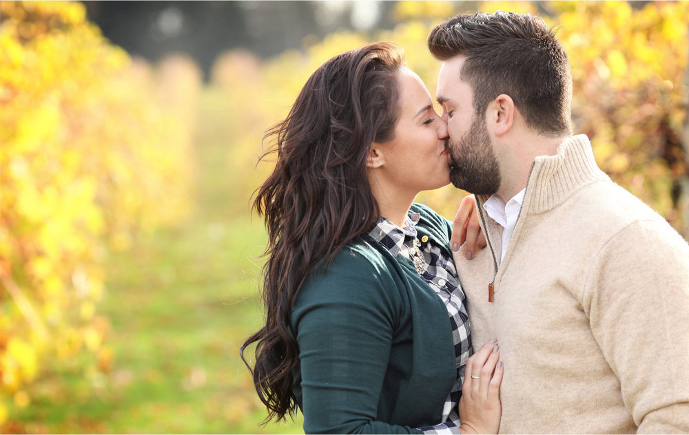 03-Stillwater-Minnesota-Wedding-Photographer-by-Andrew-Vick-Photography-Fall-Autumn-Engagement-Bride-Groom-Apple-Orchard-Vineyard-Kiss-Vintage-Gillian-and-Nick.jpg