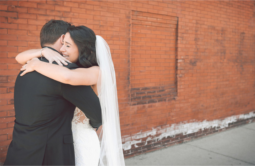 04-Minneapolis-Minnesota-Wedding-Photographer-by-Andrew-Vick-Photography-Aria-Spring-First-Meeting-Look-Bride-Groom-Embrace-Tears-Crying-Vintage-Alex-and-Andy.jpg