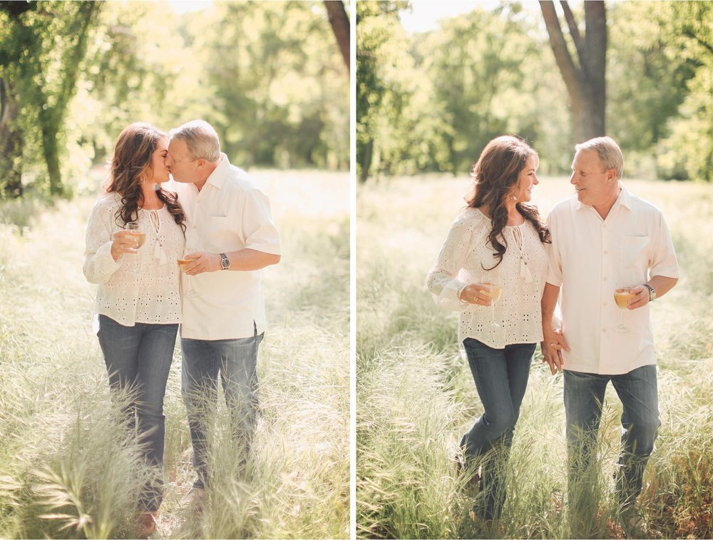 03-Cornville-Arizona-Wedding-Photographer-by-Andrew-Vick-Photography-Spring-Willow-Tree-Ranch-Rehearsal-Dinner-Bride-Groom-Field-Kiss-Wine-Vintage-Barbara-and-Mike.jpg