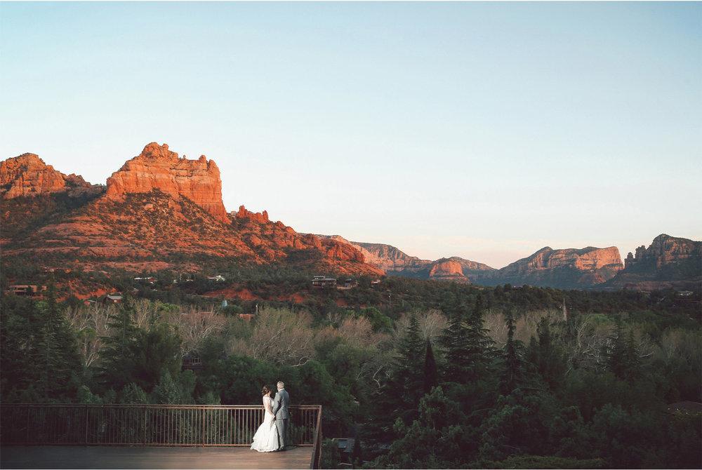 23-Sedona-Arizona-Wedding-Photographer-by-Andrew-Vick-Photography-Spring--LAuberge-de-Sedona-Resort-Reception-Garden-Lawn-Bride-Groom-Deck-Mountains-Embrace-Vintage-Barbara-and-Mike.jpg