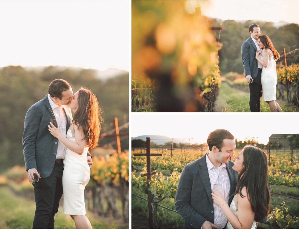 02-Napa-California-Wedding-Photographer-by-Andrew-Vick-Photography-Spring-Destination-Paraduxx-Winery-Vinyard-Rehearsal-Bride-Groom-Kiss-Wine-Embrace-Vintage-Alex-and-Roger.jpg