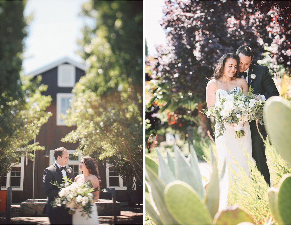 08-Napa-California-Wedding-Photographer-by-Andrew-Vick-Photography-Spring-Destination-Carneros-Resort-and-Spa-First-Meeting-Look-Bride-Groom-Embrace-Kiss-Flowers-Vintage-Alex-and-Roger.jpg