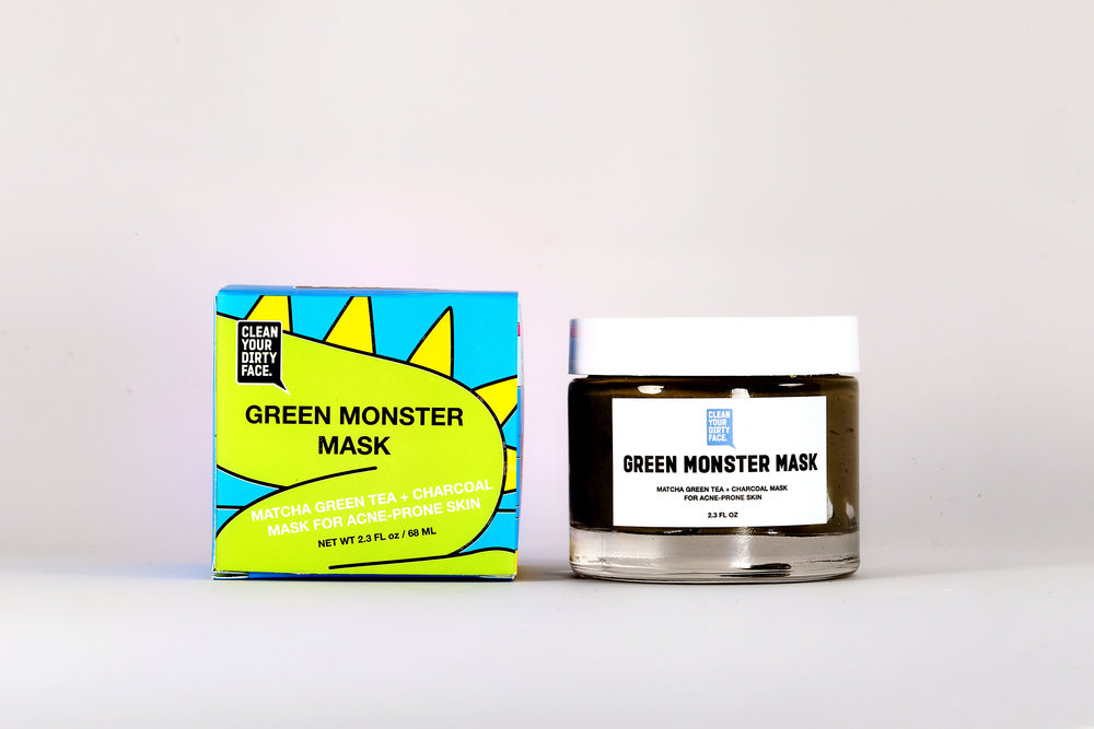 Green Monster Mask - $42.00