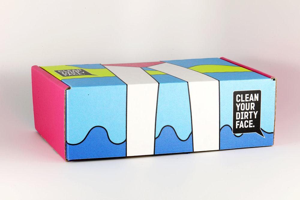 Mask Box - $115.00