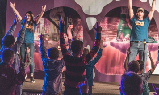 Faith Kids - Discover the family ministry of Faith Church. Faith Kids is focused on helping your children build their faith by using Bible stories, songs, and group activities designed for kids 6 weeks old through 5th grade.