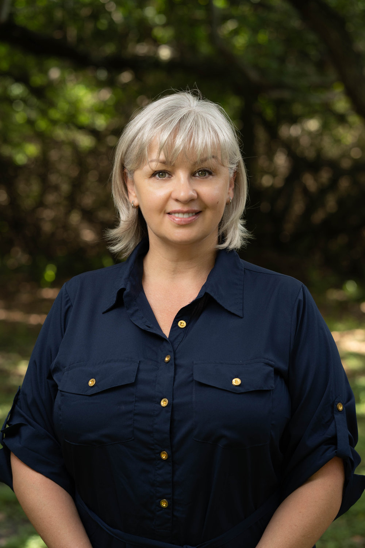 Olga McBride, Admissions