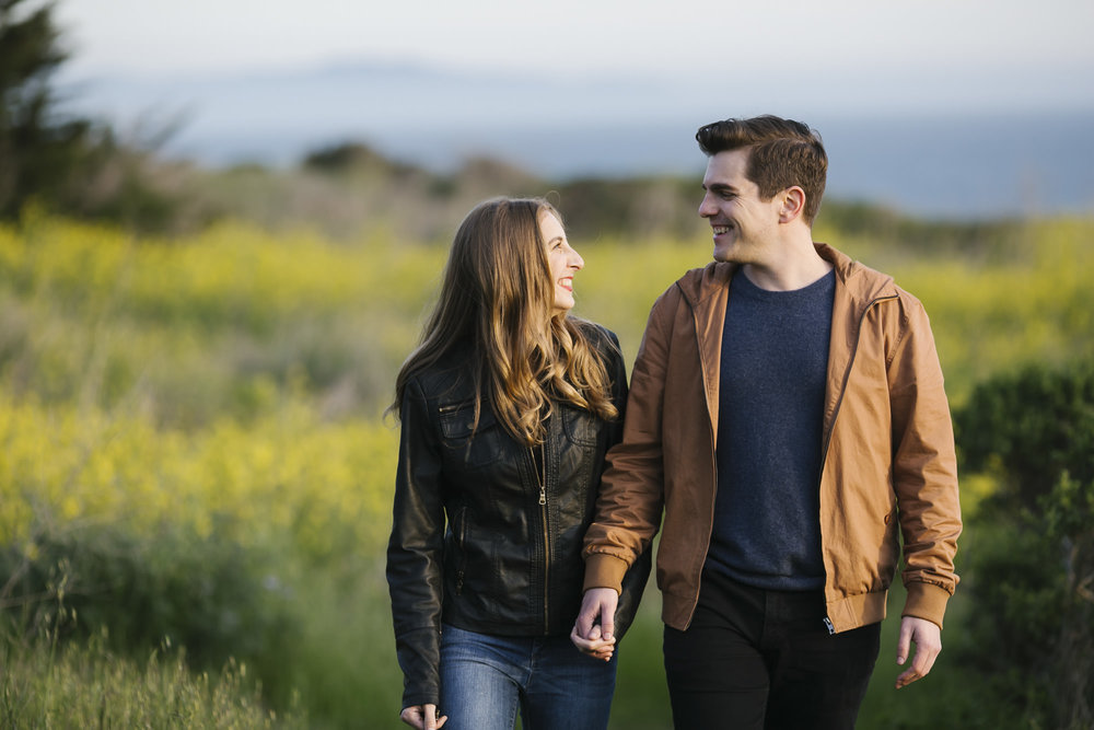 Slide_Ranch_Marin_Coast_Engagement_Sunset_Wildflower_002.jpg